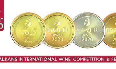 Най-добрите балкански вина, отличени на Балканския винен конкурс 2020, в специален каталог 20