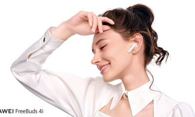 Стартират продажбите на TWS слушалките Huawei FreeBuds 4i с активно шумопотискане и до 10 часа музика в движение 206