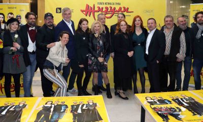 """Над 1000 зрители отбелязаха Гала премиерата на """"Голата истина за група Жигули"""" 20"""