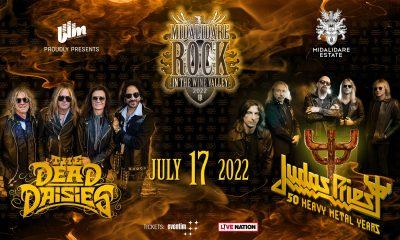 Judas Priest отлагат турнето си за 2022 19