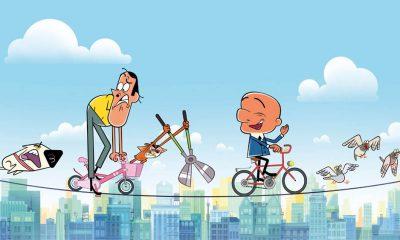 """""""Господин Магу"""" идва по Cartoon Network 55"""