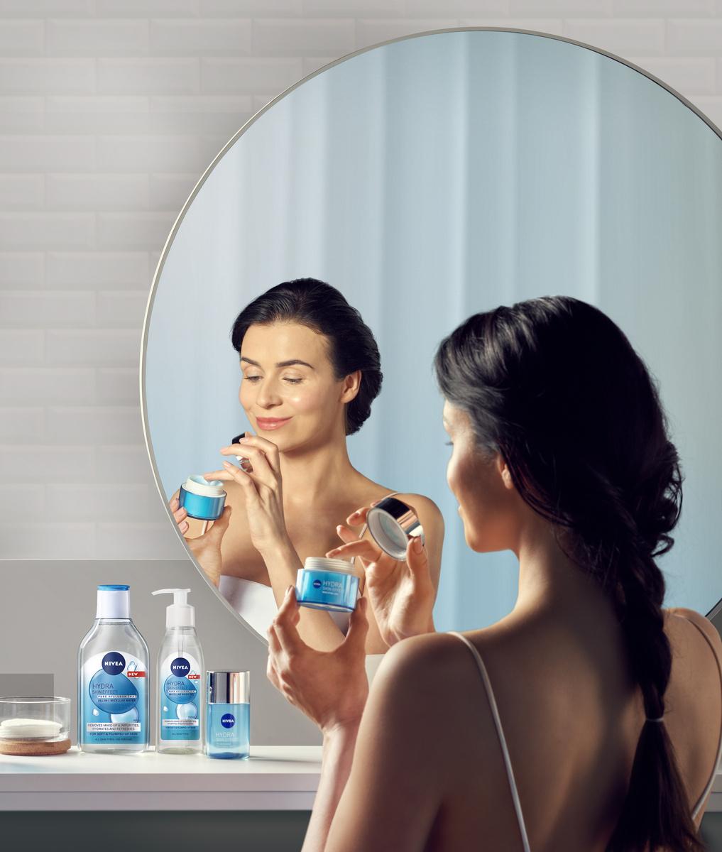 NIVEA HYDRA SKIN EFFECT отключва потенциала за красива кожа 28