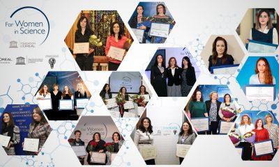 """Българките учени могат да кандидатстват за престижните награди """"За жените в науката"""" от 5000 евро до 31 май 129"""