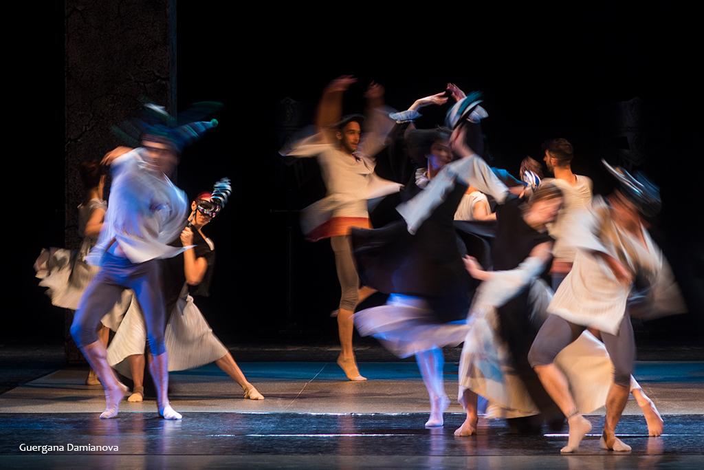 """Балет """"Арабеск"""" отбелязва Международния ден на танца със спектакъла """"Ромео и Жулиета"""" 28"""