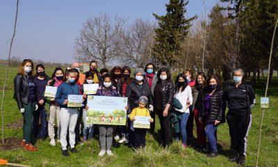 СОНИК СТАРТ засади над 200 дръвчета в Седмицата на гората 10