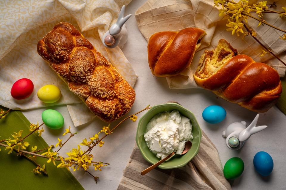260 тона агнешко и близо 5 млн. яйца от български производители за празниците в Lidl 45