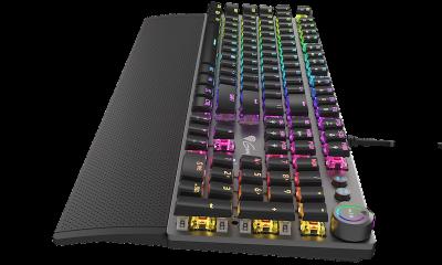 Genesis пуска три нови нископрофилни механични клавиатури 133