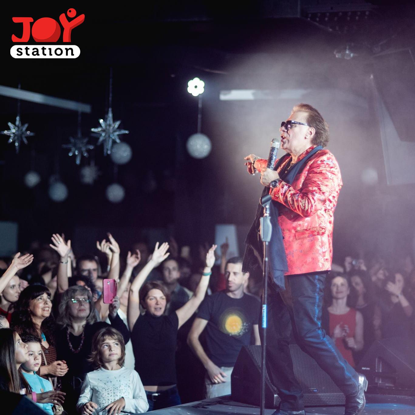 Рестарт на концертния сезон в Joy Station с Миро и Васил Найденов 137