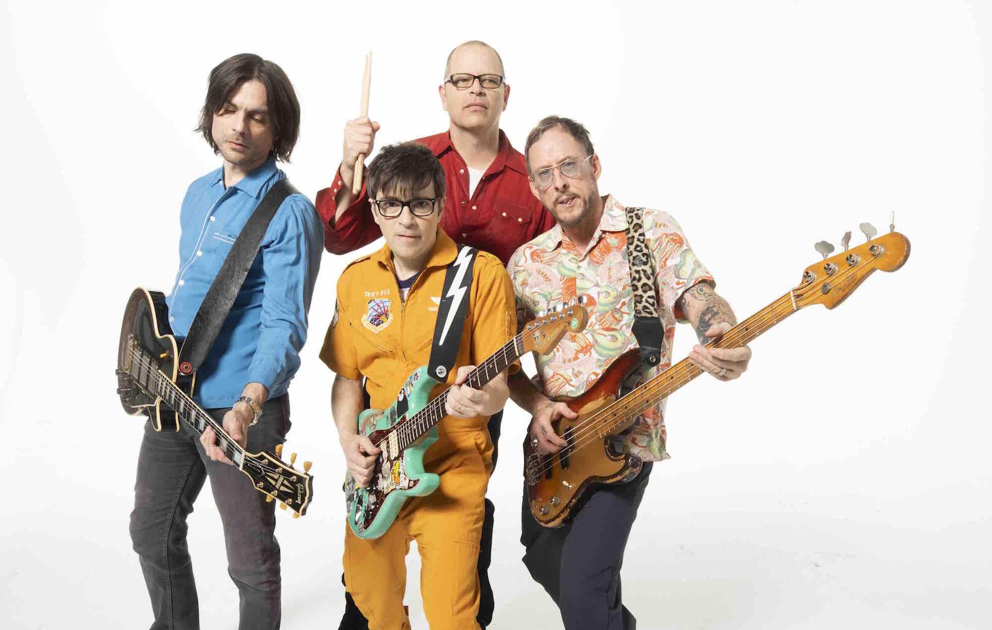 """Weezer пуснаха новата песен """"I Need Some Of That"""" 27"""