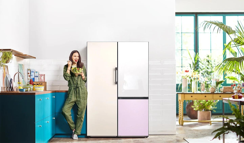 Samsung България стартира продажбите на иновативните хладилници Bespoke 141