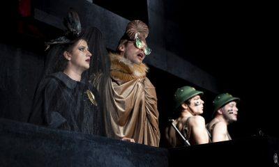 """Театър НАТФИЗ представя """"Адската машина"""" от Жан Кокто 136"""