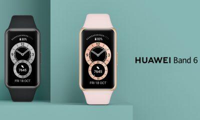 Новият HUAWEI Band 6 с 1.47-инчов AMOLED дисплей и 2 седмици живот на батерията вече е на българския пазар 24