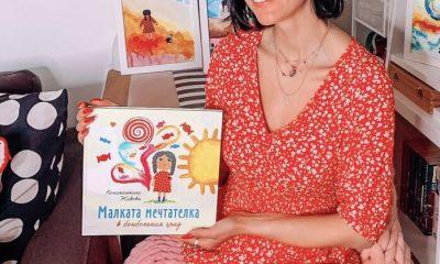 """Константина Живова и """"Малката мечтателка"""" с премиера в """"Перото"""" 65"""