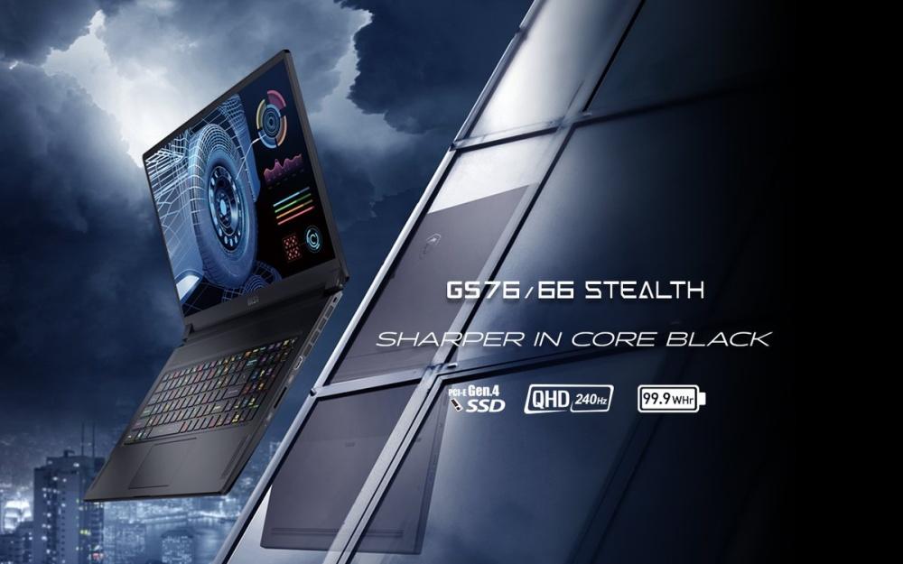 MSI разкри нови геймърски лаптопи и преносими бизнес модели от линията Creator 28