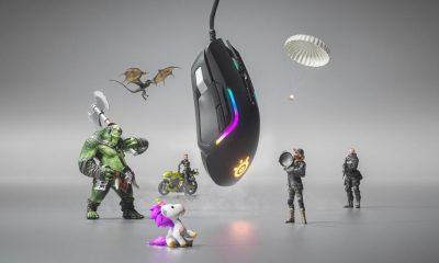 SteelSeries представя Rival 5 - геймърската мишка, която променя правилата 111