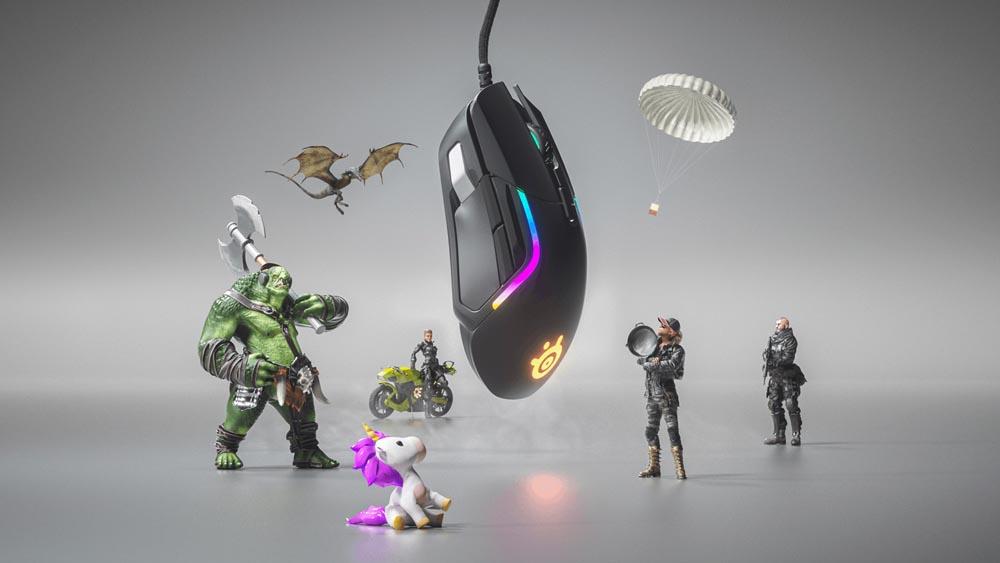 SteelSeries представя Rival 5 - геймърската мишка, която променя правилата 141