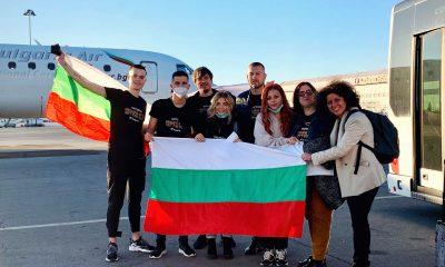 Виктория пристигна в Ротердам за Евровизия 2021 6