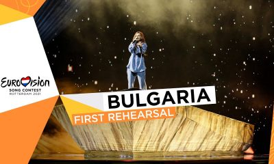 Виктория с впечатляваща първа репетиция на сцената на Евровизия 2021 1