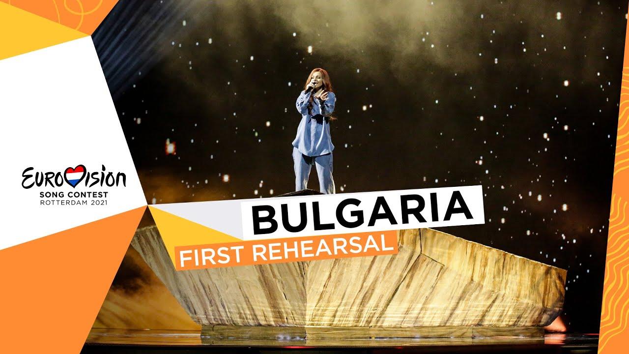 Виктория с впечатляваща първа репетиция на сцената на Евровизия 2021 27