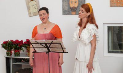 """Музеят """"Борис Христов"""" представя десетки млади таланти и утвърдени артисти 34"""