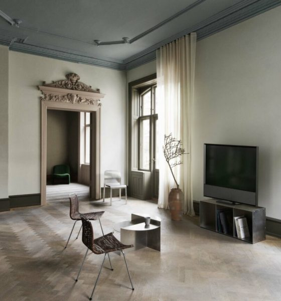 Bang & Olufsen представиха нов 55-инчов модел на телевизора Beovision Contour 137