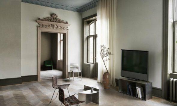 Bang & Olufsen представиха нов 55-инчов модел на телевизора Beovision Contour 141