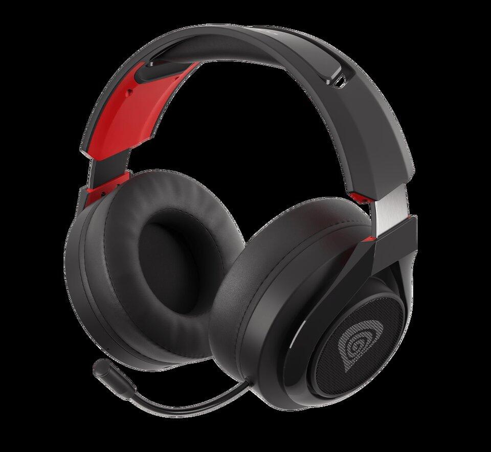 Selen 400 са новите безжични слушалки от Genesis 137