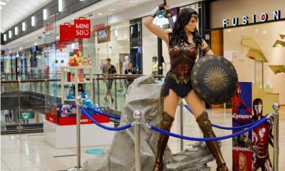 Уникална колекция супергерои гостува за първи път в България 188