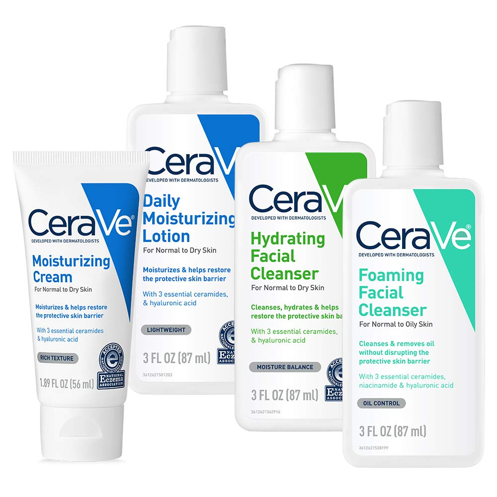 CeraVe разкрива че 64% от хората са променили ритуалите си за почистване на кожата 139