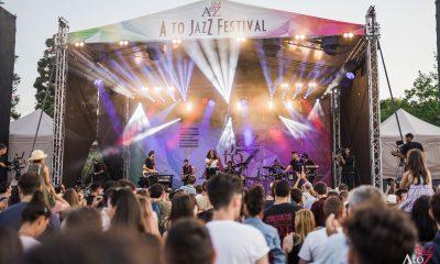 Този уикенд очакваме най-мащабния фестивал A to JazZ 39