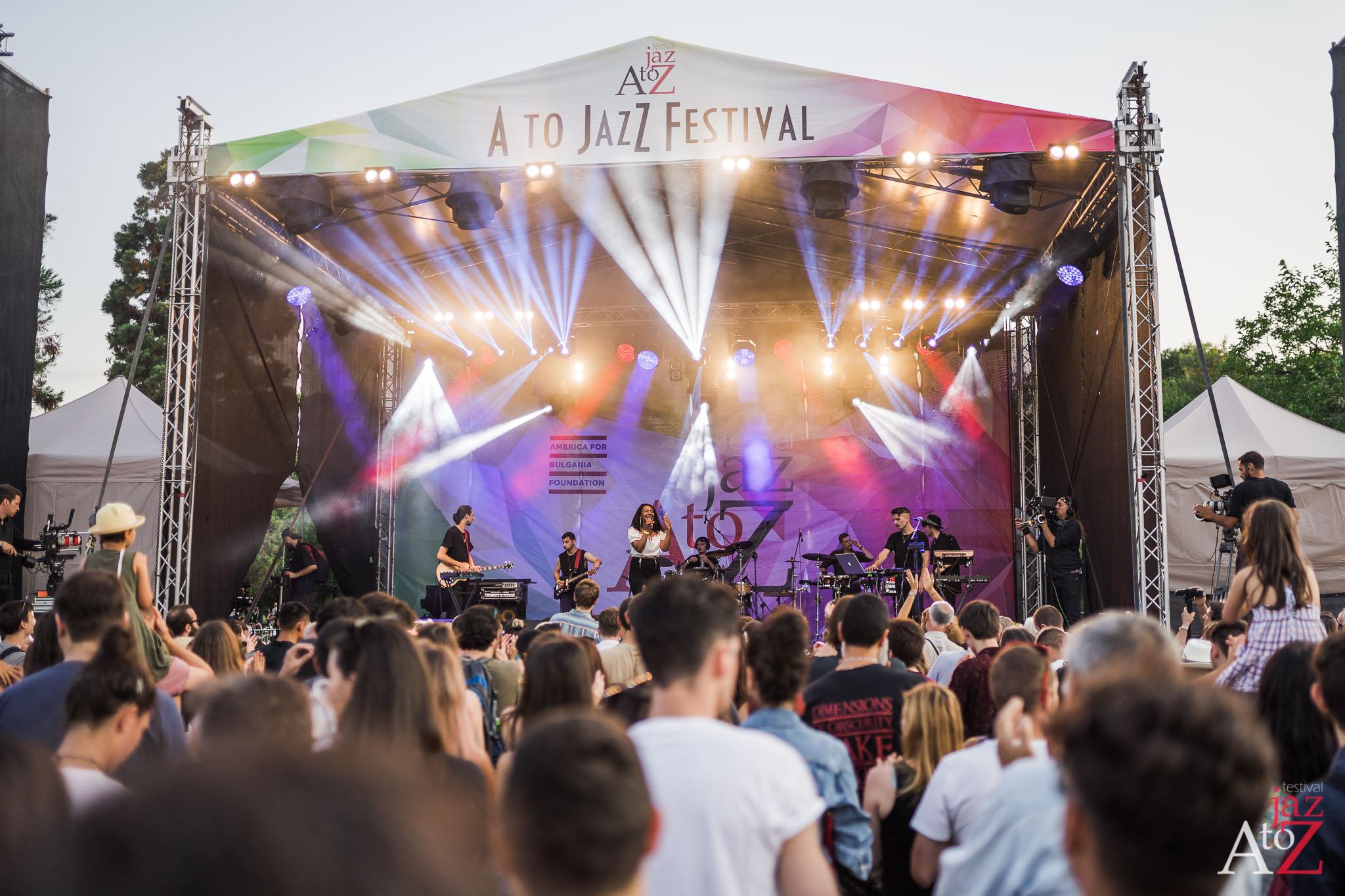 Този уикенд очакваме най-мащабния фестивал A to JazZ 141