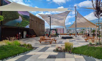 Paradise Center ще излъчва пряко Европейското първенство по футбол на откритата реновирана тераса 60