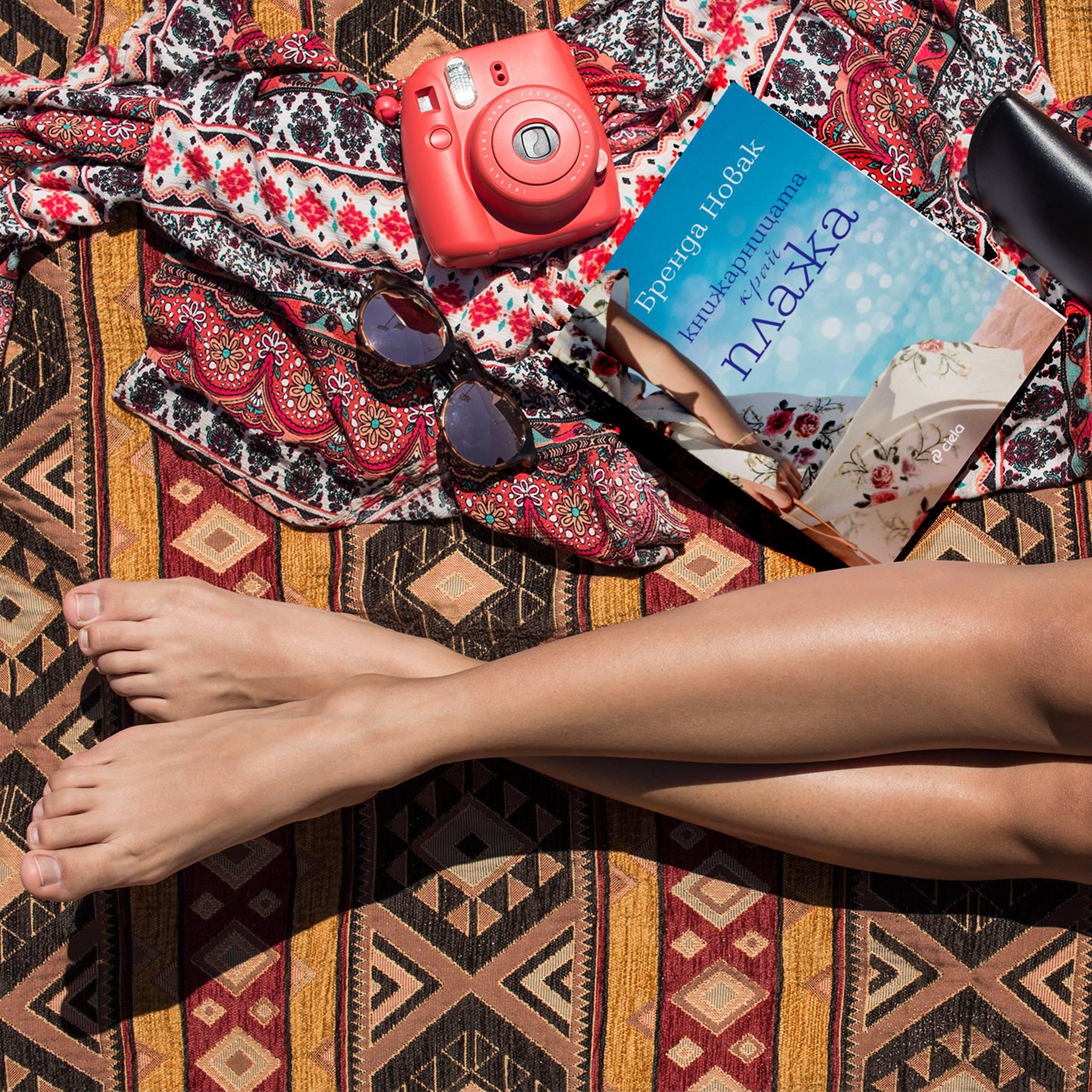 """""""Книжарницата край плажа"""" от Бренда Новак – драматична и трогателна история за новото начало и магията на книгите 141"""