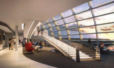 СПА център на летище Шарл де Гол в Париж 200