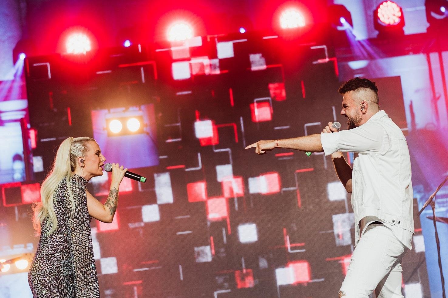 Поли Генова и Графа на открита сцена на 10 септември 141