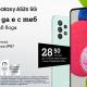 А1 започна продажбите на нов 5G смартфон в средния клас – Samsung Galaxy A52s 5G 145