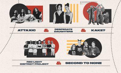 5 банди, които не трябва да изпускате на сцената на Sofia Live Club 35