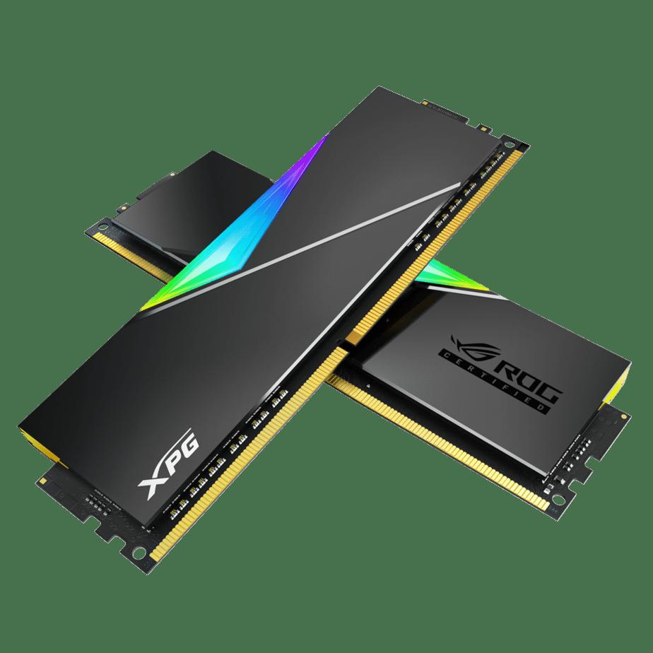 XPG анонсира SPECTRIX D50 ROG-CERTIFIED DDR4 RGB модул памет 141