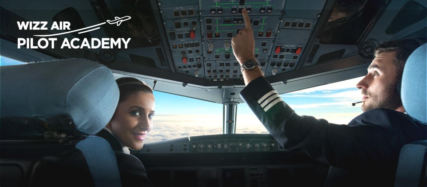 Wizz Air възстановява заплатите на пилотите си на нивата от преди пандемията 141