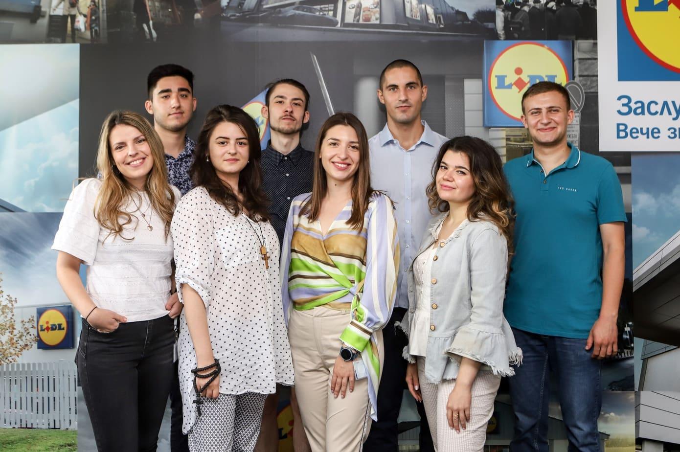 Студенти разработиха новаторски проекти за Лидл България 141