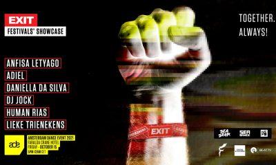 EXIT с представяне на Amsterdam Dance Event 2